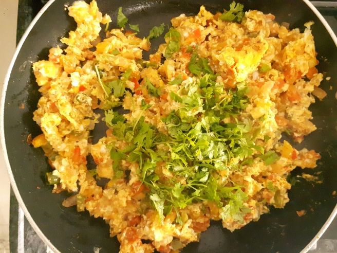 foodtravelandmakeup Egg Bhurji Recipe Pic 8