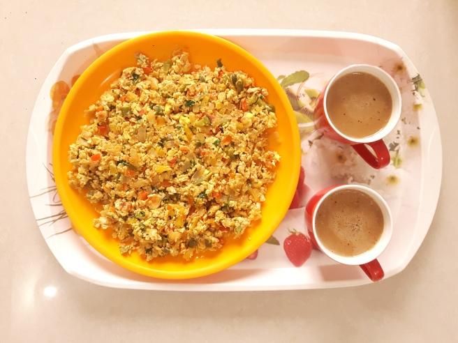 foodtravelandmakeup Egg Bhurji