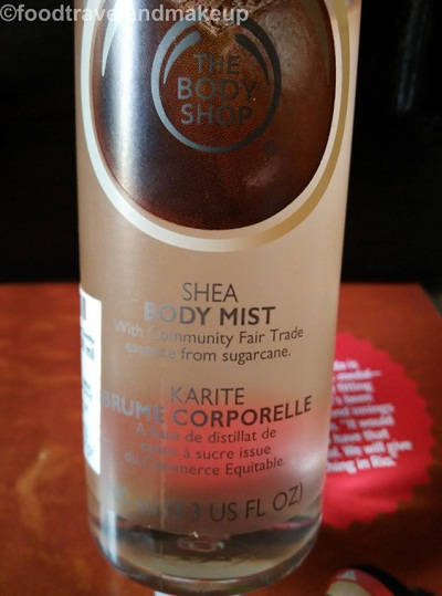 foodtravelandmakeup the body shop shea body mist (3).jpg