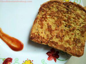 foodtravelandmakeup.com egg besan toast (16)