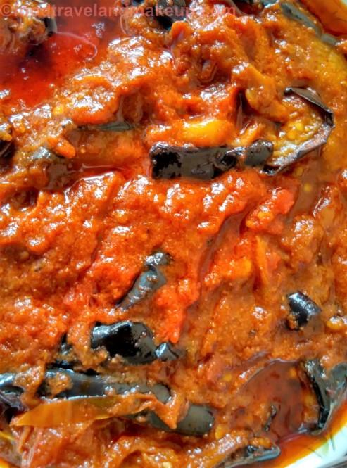 foodtravelandmakeup.com tamatar baingan tamatar vagun