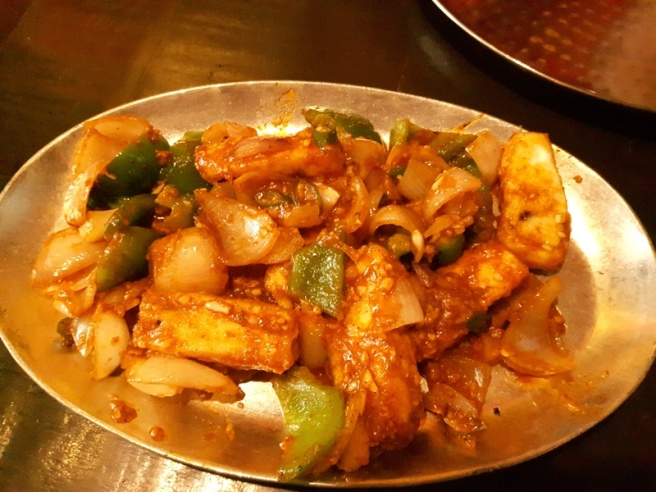 foodtravelandmakeup Restaurant Review Urban Tadka Paneer Chilli Hariyali.jpg