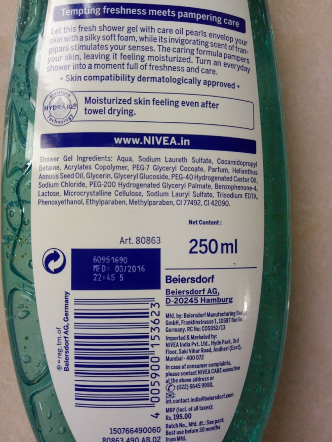 Nivea Frangipani And Oil Shower Gel (2).jpg