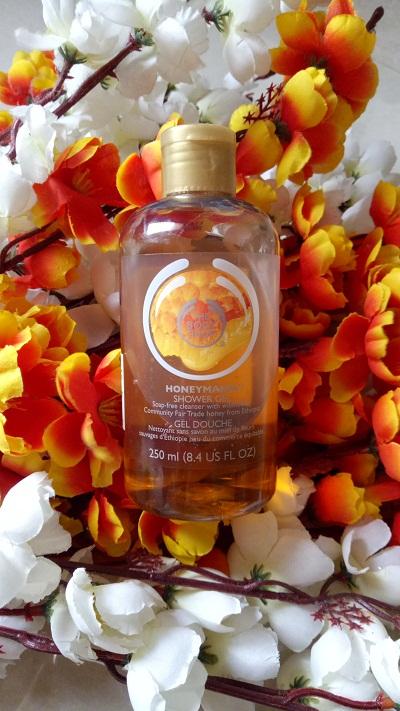 The Body Shop Honeymania Shower Gel.jpg