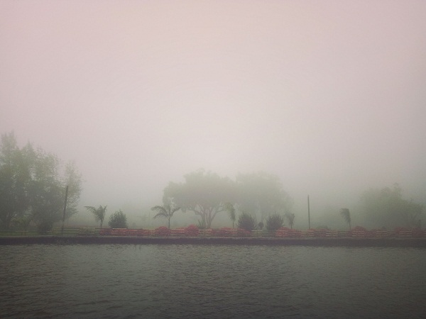 Weekend Gateway Saputara Fog Covered Lake.jpg