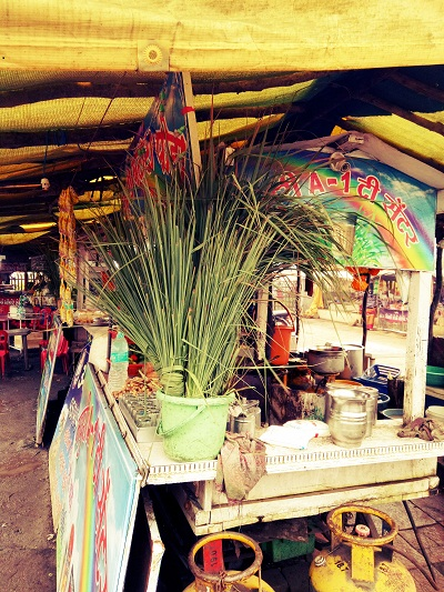 Weeknd Gateway Saputara Local Tea Stall Lemon Grass.jpg