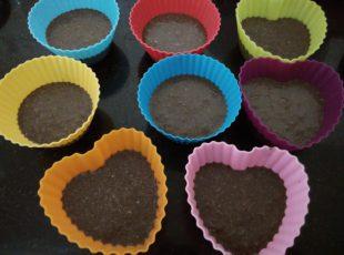 Cupcake in Making Process @Foodtravelandmakeup.com