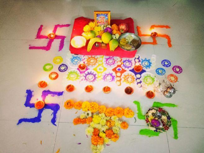 foodtravelandmakeup Diwali Celebration (2)
