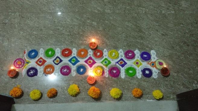 foodtravelandmakeup Diwali Celebration