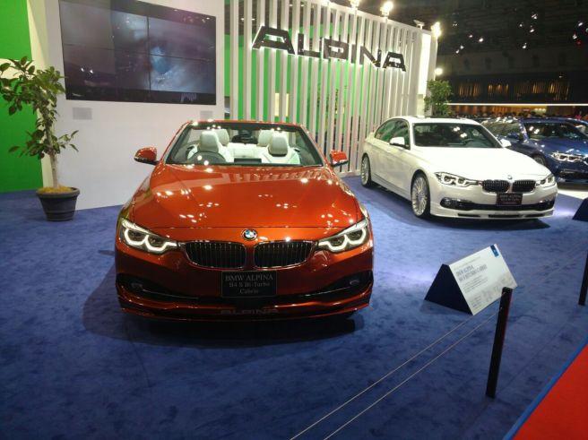foodtravelandmakeup BMW Alpina