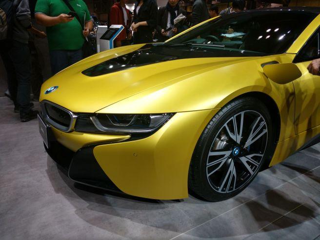 foodtravelandmakeup BMW i8