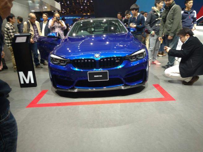 foodtravelandmakeup BMW M4