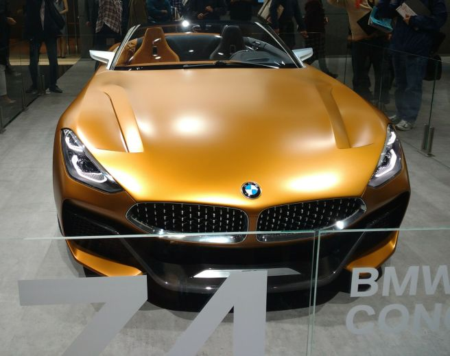 foodtravelandmakeup BMW Z4