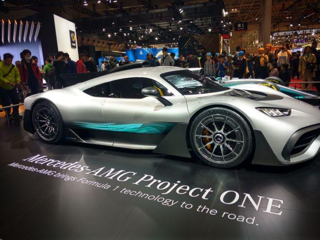 foodtravelandmakeup Mercedes-Benz Project One