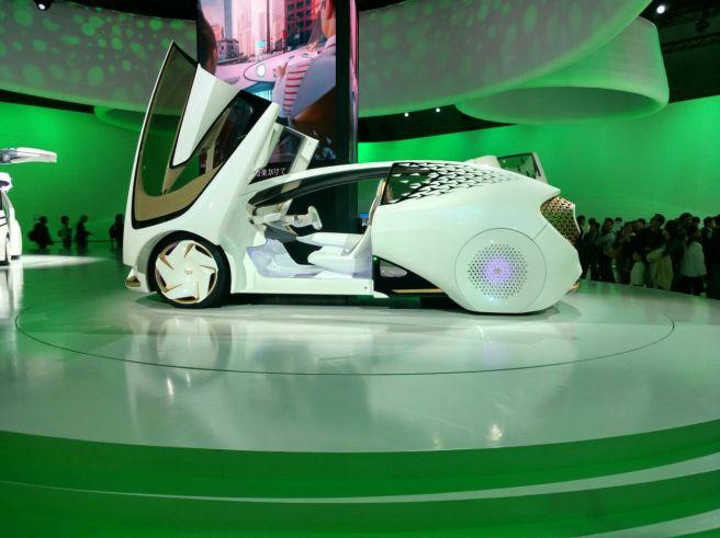 foodtravelandmakeup Toyota Concept iRide